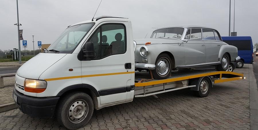 Auto Pomoc Drogowa Fast Car - transport lawetą