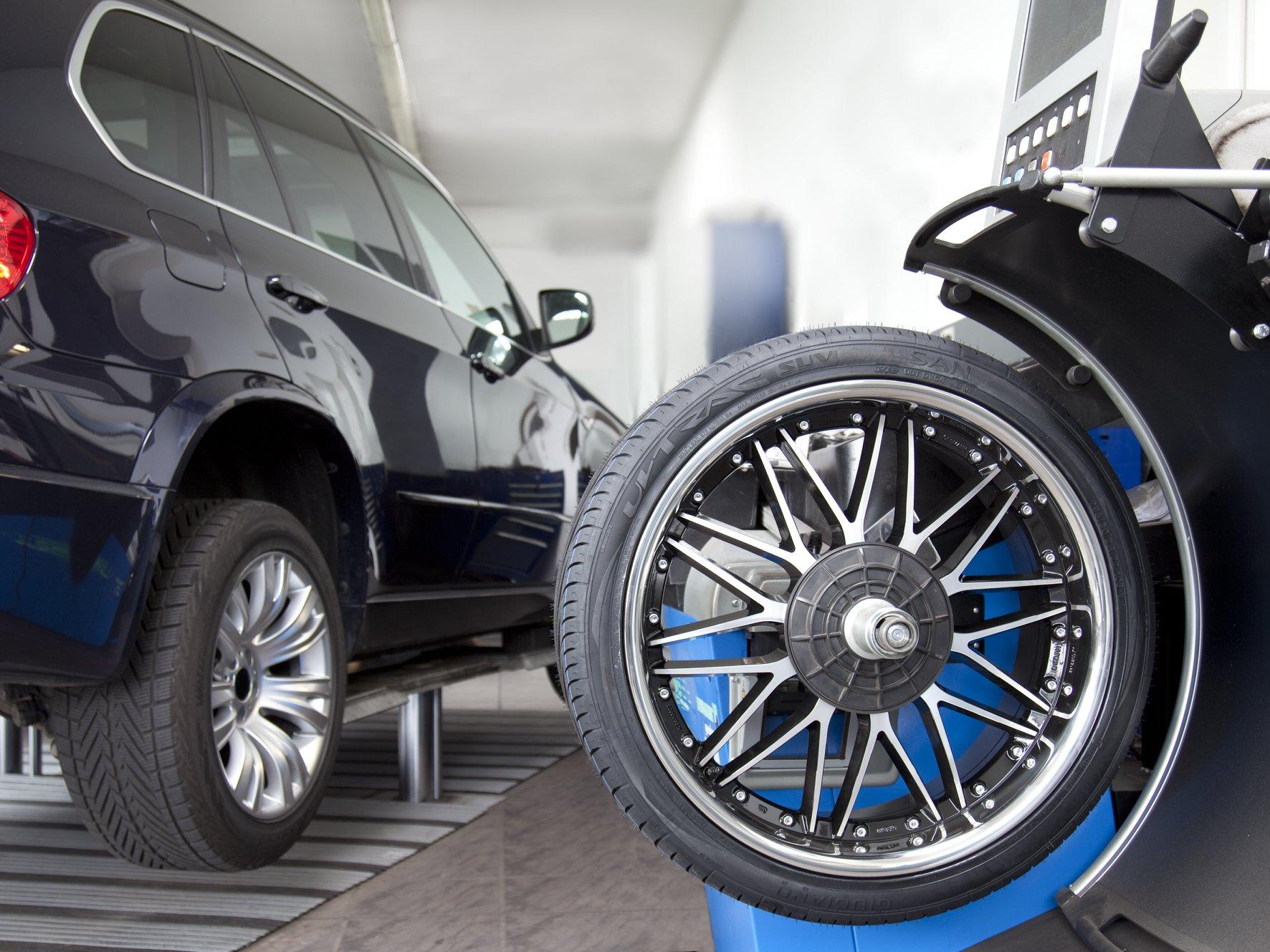 Wulkanizacja / Wymiana opon Fast Car Rzeszów